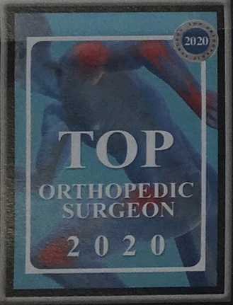 Dr. MacGillivray  has been feautured as the Top Orthopedic Surgeon in New York.